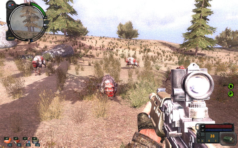 Stalker Зов Припяти Оружие